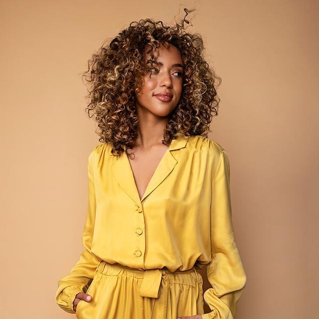PRO tutorial: Curly Bronde by Elleure