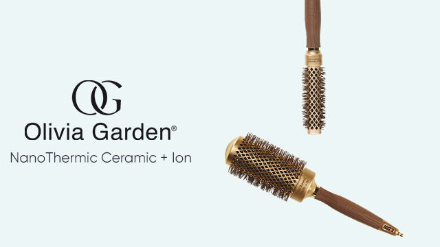 NanoThermic Ceramic + Ion