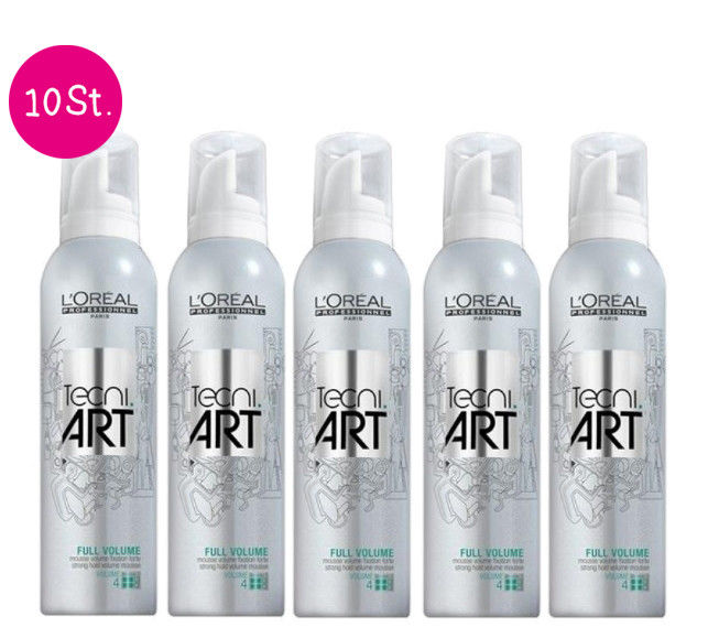 Afbeelding van 10x L'Oréal Tecni.art Full Volume 250ml