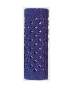 Efalock Fluwelen roller Blauw 21mm