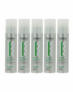 5x Kadus Texture Coil Up Curl Defining Cream 200ml