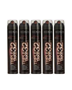 5x Redken Triple Take 32 Haarspray 300ml