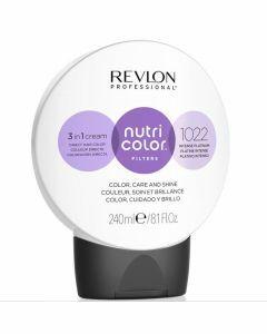 Revlon Nutri Color Filters 1022 Intense Platinum 240ml