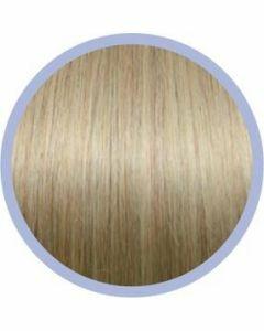 Seiseta Microring Extensions - 50cm - natural straight - #24