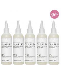 15x Olaplex No.0 Intensive Bond Building Hair Treatment 0