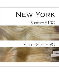 Balmain Hair Dress New York 8CG/9G/9.10G 40cm
