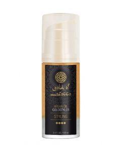 Gold of Morocco Argan Oil Gold Styler Gel