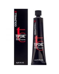 Goldwell Topchic Hair Color Tube 6N@AV 60ml