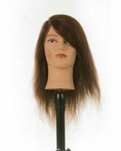Heads Up Oefenhoofd Jennefer bruin 40cm
