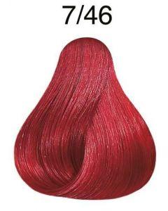 Kadus Professional Permanent Micro Reds 7/46 60ml