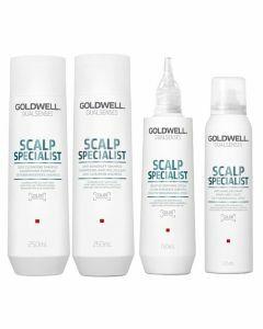 Gevoelige hoofdhuid pakket Goldwell Dualsenses Scalp Specialist