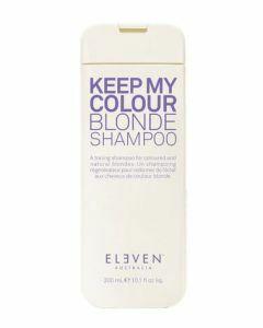 Eleven Keep My Colour Blonde Shampoo 300ml
