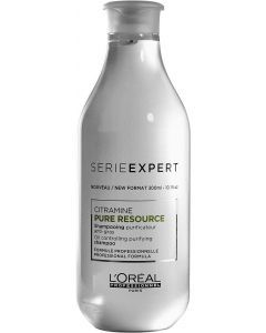 L'Oréal Serie Expert Pure Resource Shampoo 300ml