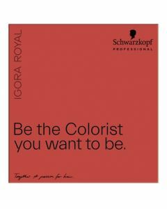 Schwarzkopf Igora Royal Compact Book Kleurenkaart