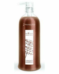 Jean Paul Myne Navitas Organic Touch Shampoo Cinnamon 1000ml