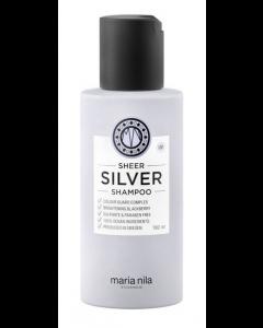Maria Nila Sheer Silver Shampoo 100ml