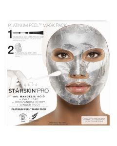 Starskin PRO Platinum Peel Mask Pack
