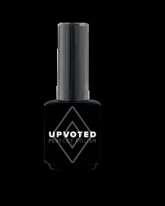 NailPerfect UPVOTED Cheek by Jowl Soak Off Gelpolish #183 Black Ink 15ml