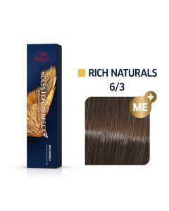 Wella Koleston Perfect ME+ Rich Naturals  6/3 60ml