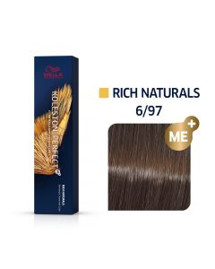 Wella Koleston Perfect ME+ Rich Naturals  6/97 60ml