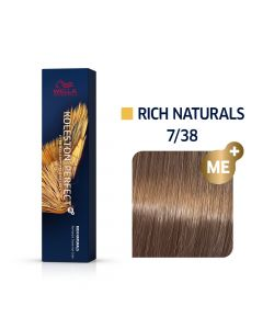 Wella Koleston Perfect ME+ Rich Naturals  7/38 60ml