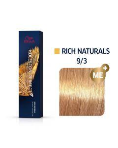 Wella Koleston Perfect ME+ Rich Naturals  9/3 60ml