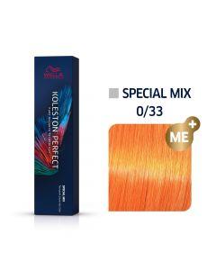 Wella Koleston Perfect ME+ Special Mix  0/33 60ml