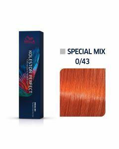 Wella Koleston Perfect ME+ Special Mix  0/43 60ml