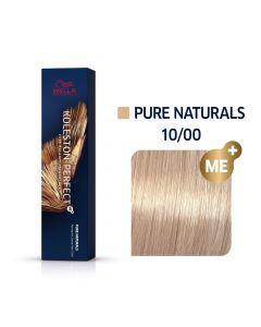 Wella Koleston Perfect ME+ Pure Naturals 10/00 60ml