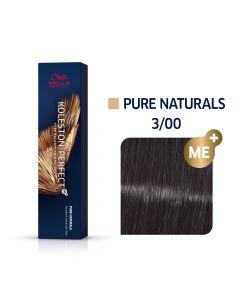 Wella Koleston Perfect ME+ Pure Naturals 3/00 60ml