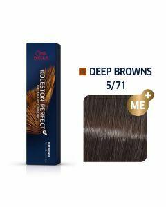 Wella Koleston Perfect ME+ Deep Browns 5/71 60ml