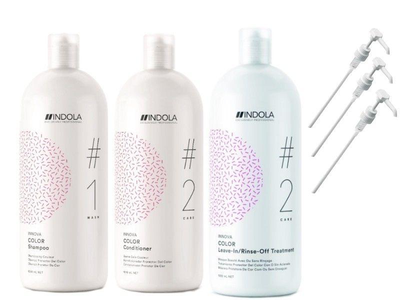 Afbeelding van Indola Innova gekleurd haar pakket XL